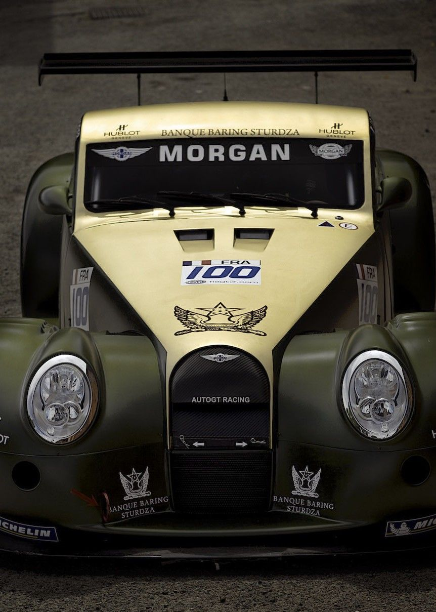 Morgan Aero Supersports Gt3 Wonderful Machines