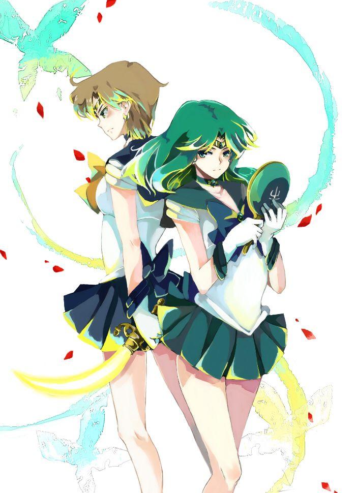 Sailor Moon Sailor Neptune
