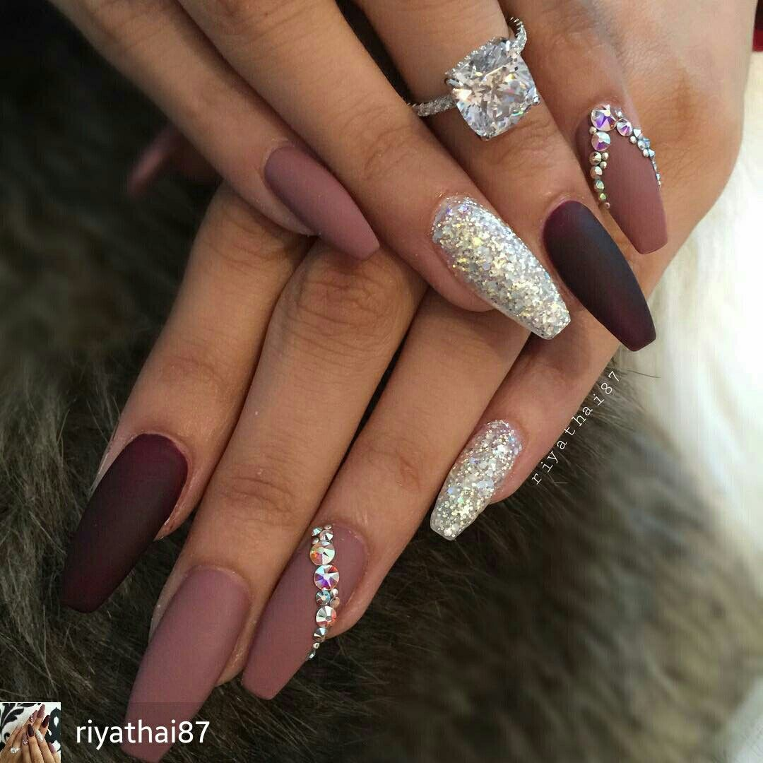 Pin by Layona Meyers on Manicures | Pinterest | Manicure and Nail nail