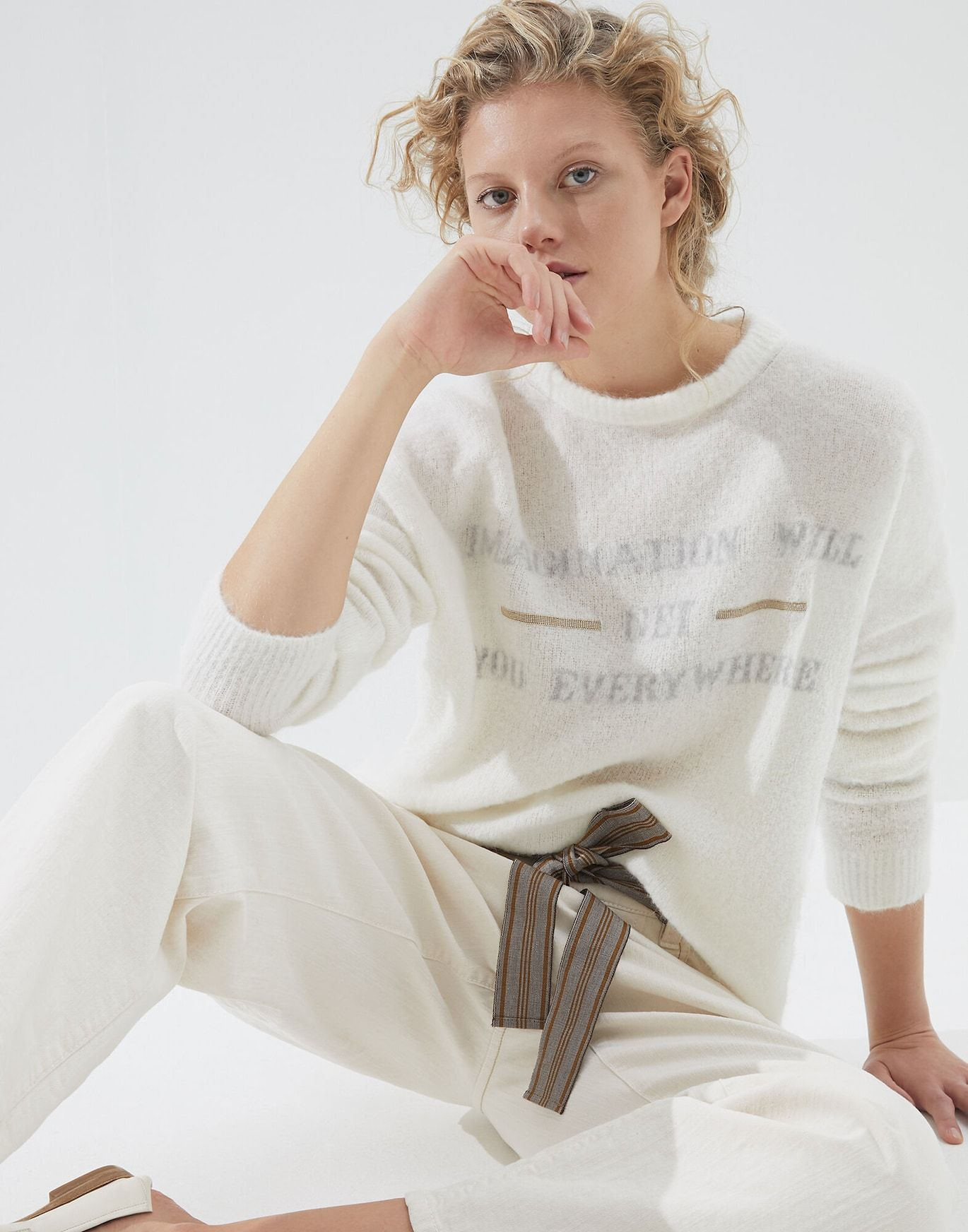 Women's sweaters and cardigans Brunello Cucinelli in
