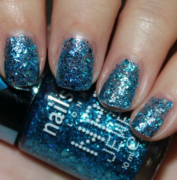 Nails Inc Royal Arcade - Sapphire | Nail Polish | Pinterest
