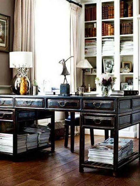 South Shore Decorating Blog: Home Offices - My New Favorites