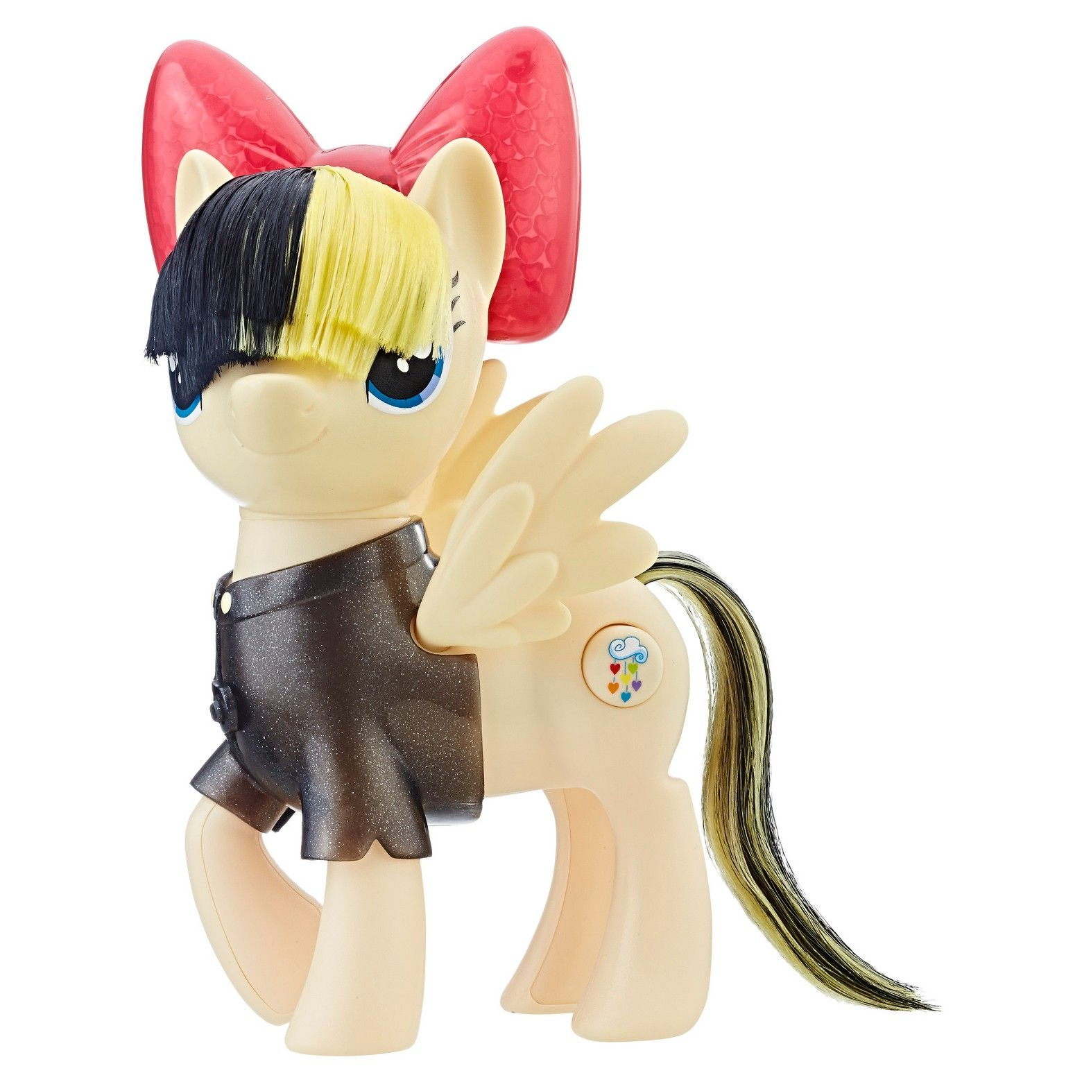 Songbird Serenade Is Equestria S Singing Sensation Of The Century Everypony Can Sin My Little Pony Birthday Party My Little Pony Movie My Little Pony Birthday