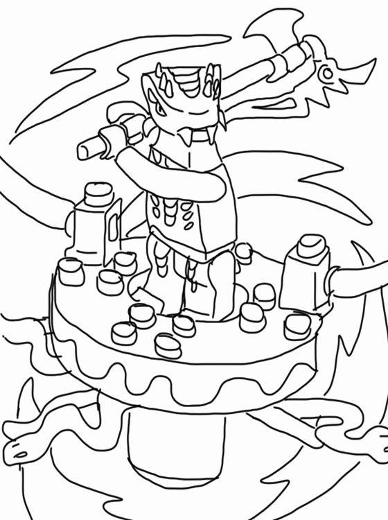 28 Kai Ninjago Coloring Page in 2020 | Ninjago coloring ...