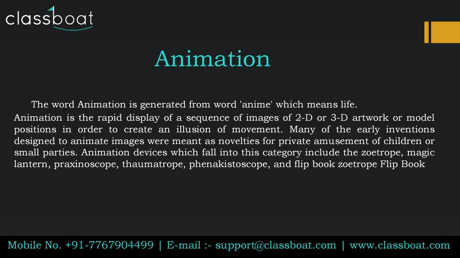 Animation institute in pune animation institute learn