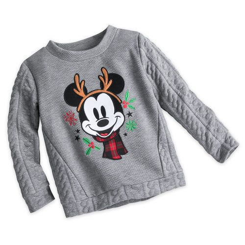 Mickey Mouse Holiday Sweater for Kids - On Sale! Look At What\u0027s on