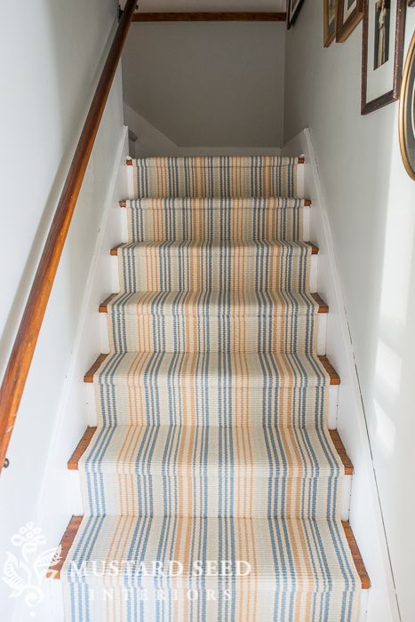 Nothing Gets Us More Excited Than A Dash And Albert Stair Runner, And  Blogger Miss
