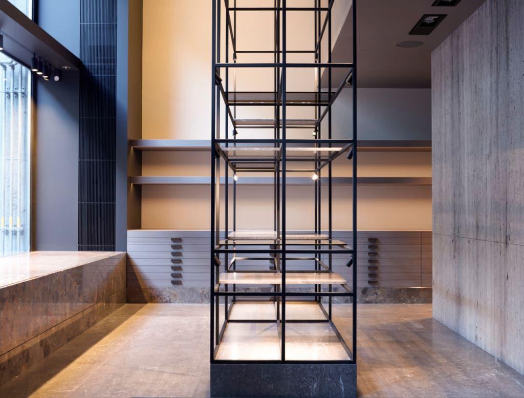 Küchenbar design-viertel hieronymus winkelruimten door glenn sestig architects in