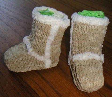 Knitted Uggs Pattern Choice Image Knitting Patterns Free Download