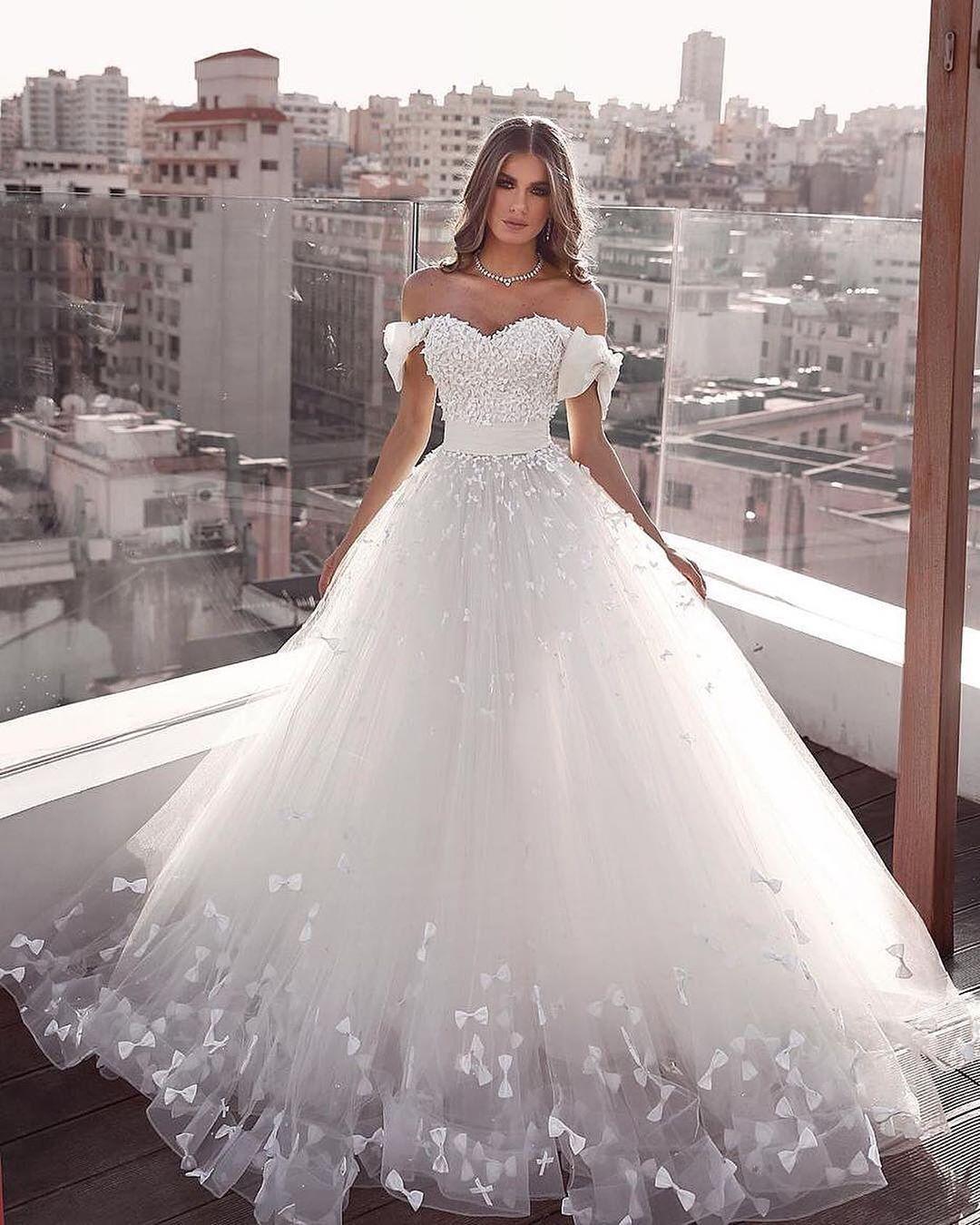 Trending Wedding Dresses Ball Gowns Wedding Bridal Ball Gown Princess Wedding Dresses [ 1350 x 1080 Pixel ]