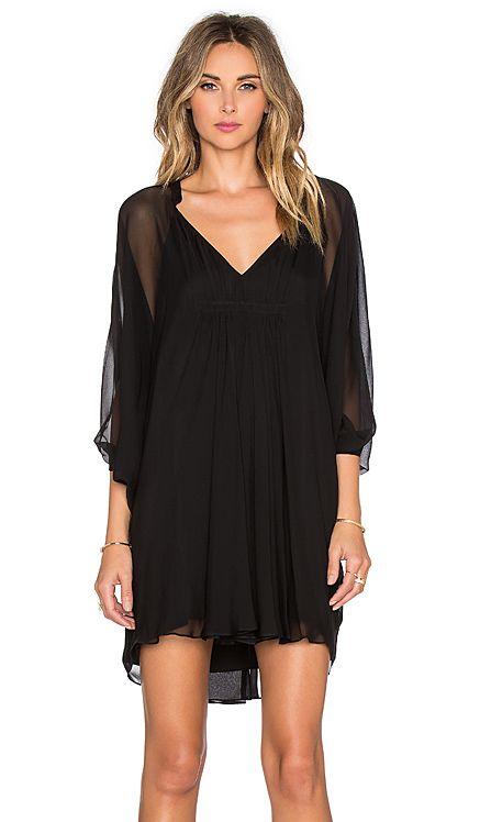 dba2cf6c841b1 Diane von Furstenberg Fleurette Dress in Black