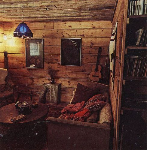 Cabin Homes, Bohemian House, Cabin Interiors