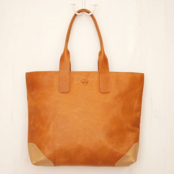 Obsessed With This Fair Trade Leather Tote Handmade In Uganda By Women Being Paid