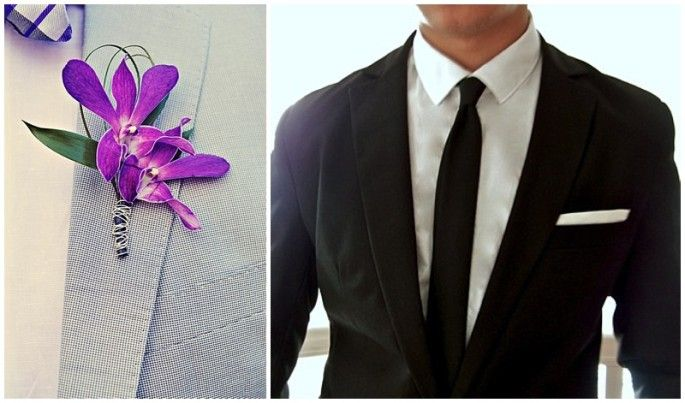 Boutonniere Or Pocket Square