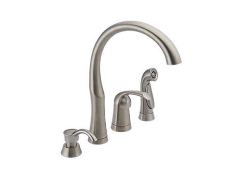 Delta Faucet Model 11946 Sssd Dst Best Kitchen Faucets