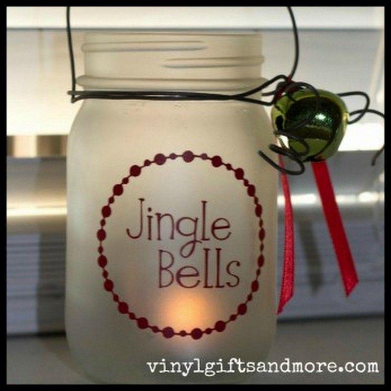 Holiday Crafts with Mason Jars   Cowie's Craft & Cooking Corner: Mason Jar Christmas Lantern