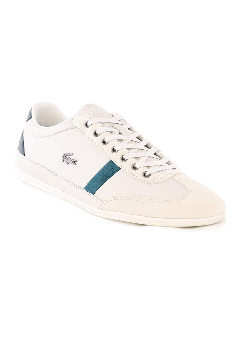 0b0629dc76efe4 Lacoste Men s MISANO 33 Sneaker Lacoste Men