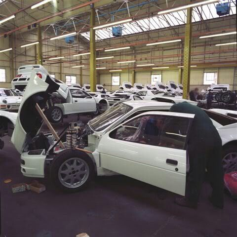 Rs 200 Ford Motorsport Race Cars Motorsport