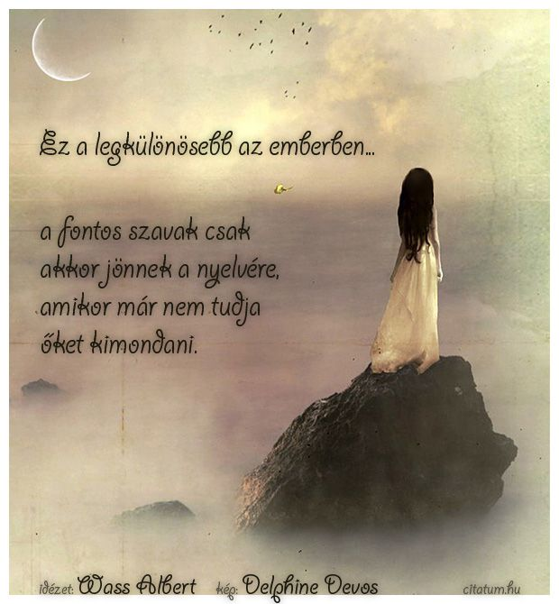 wass albert idézetek szerelem Wass Albert idézet | Words quotes, Facebook quotes, Quotations