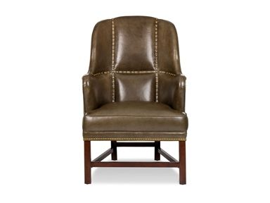 Enjoyable Hancock And Moore Faulkner Wing Chair 5560 Seat Height 19 Gmtry Best Dining Table And Chair Ideas Images Gmtryco