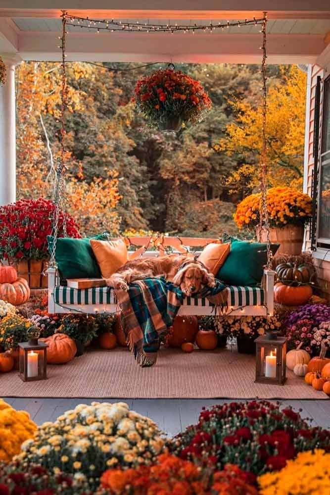 23 Themed Fall Decorations Ideas For Your Home And Yard