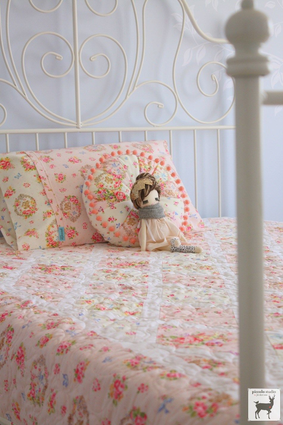 Joanna's Quilt kokka dreamy (With images) How to