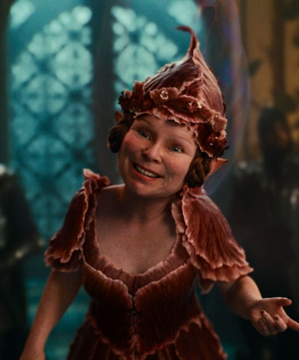 Loved Maleficent And Thought It Was Hilarious How This Fairy