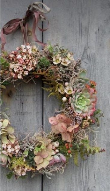 how to make flower installation for doors photo booth