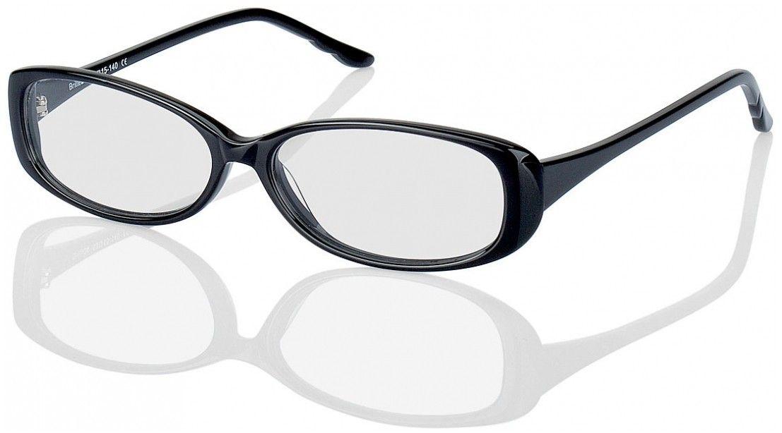 Vollrandbrille Haldia. Modische Kunststoffbrille für Damen in einem ...
