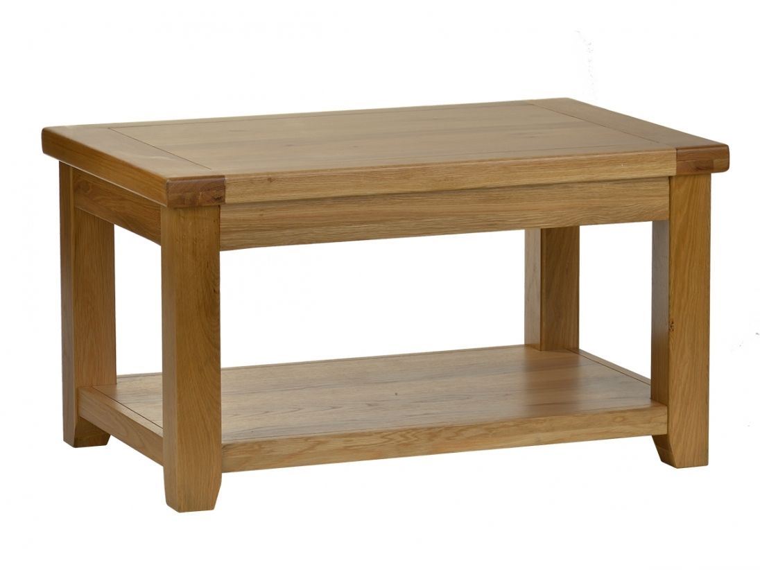 Large Oak Coffee Table With Storage Favorite Interior Paint  ~ Oak Sofa Table With Storage