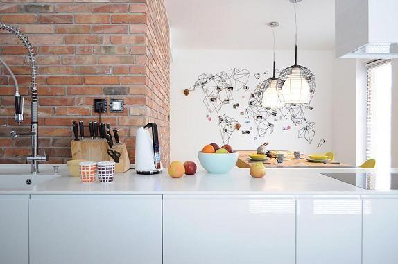 Offenes Küchendesign #KücheDekorationBlog Dekorations ideen