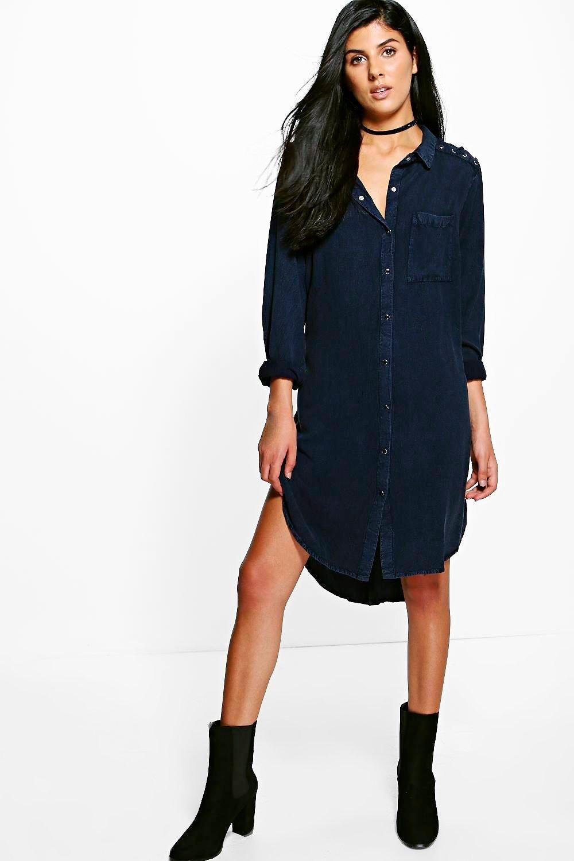 Maggy London Tie dye crepe midi sheath dress | Midi sheath