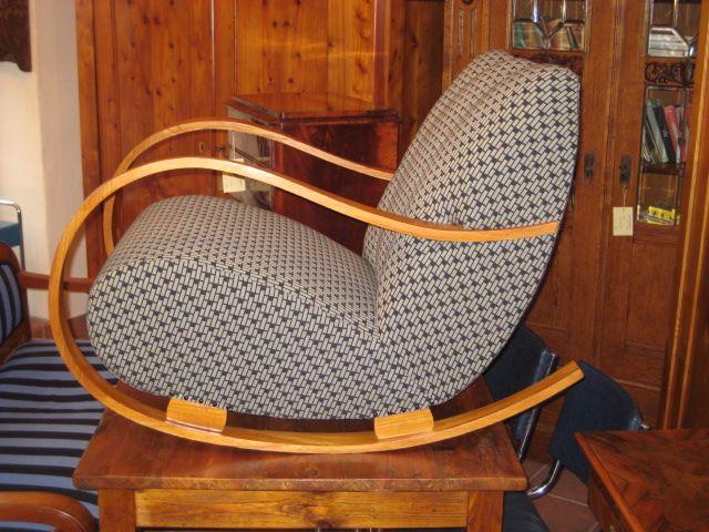 schaukelsessel art deco fundst cke pinterest m bel und fundst cke. Black Bedroom Furniture Sets. Home Design Ideas