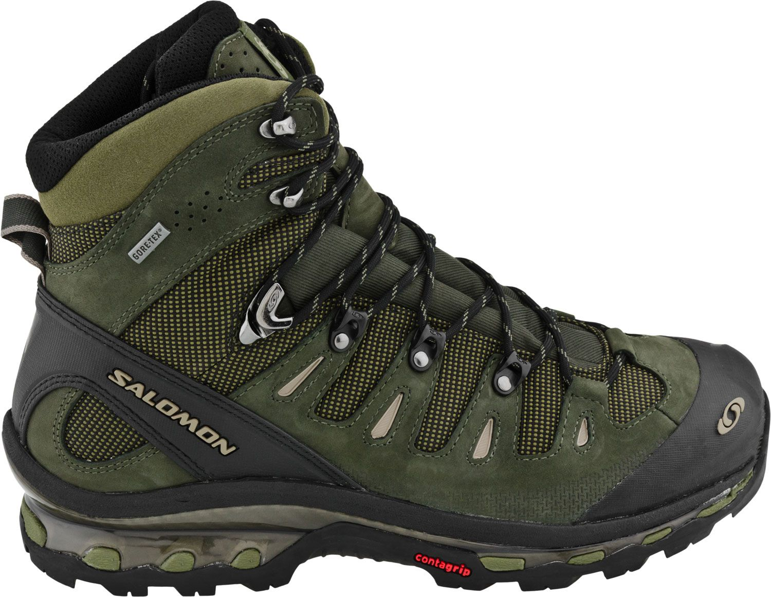 9ab168f27fd Salomon Quest 4D GTX (OD Green) #Footwear #Tactical ...