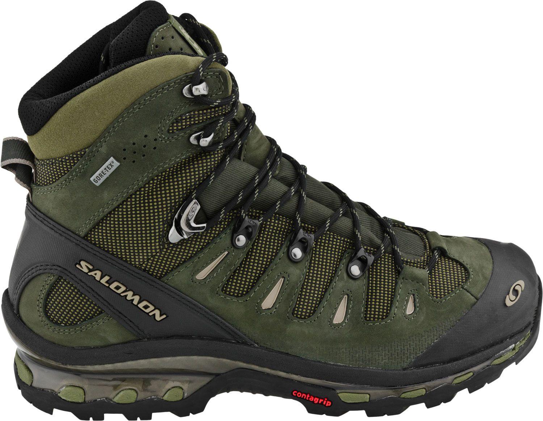 Salomon Quest 4D GTX (OD Green)  Footwear  Tactical  Tactical Footwear   Tactical Gear 02eadcdf3a