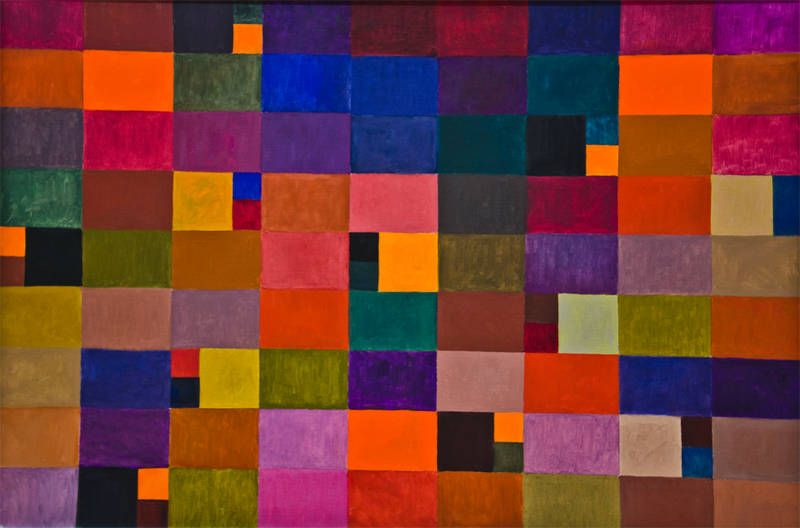 Summer - Johannes Itten | Bauhaus | Art, Color und ...
