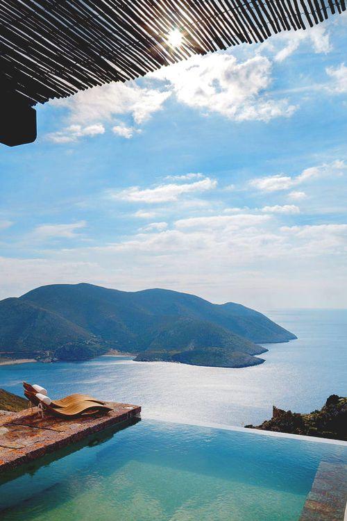 Superieur Motivationsforlife: Tainaron Blue Retreat By OIKADE DESIGN \\ MFL