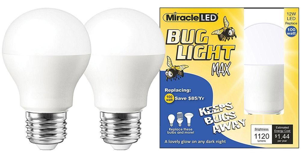 Led Bug Light Lowes
