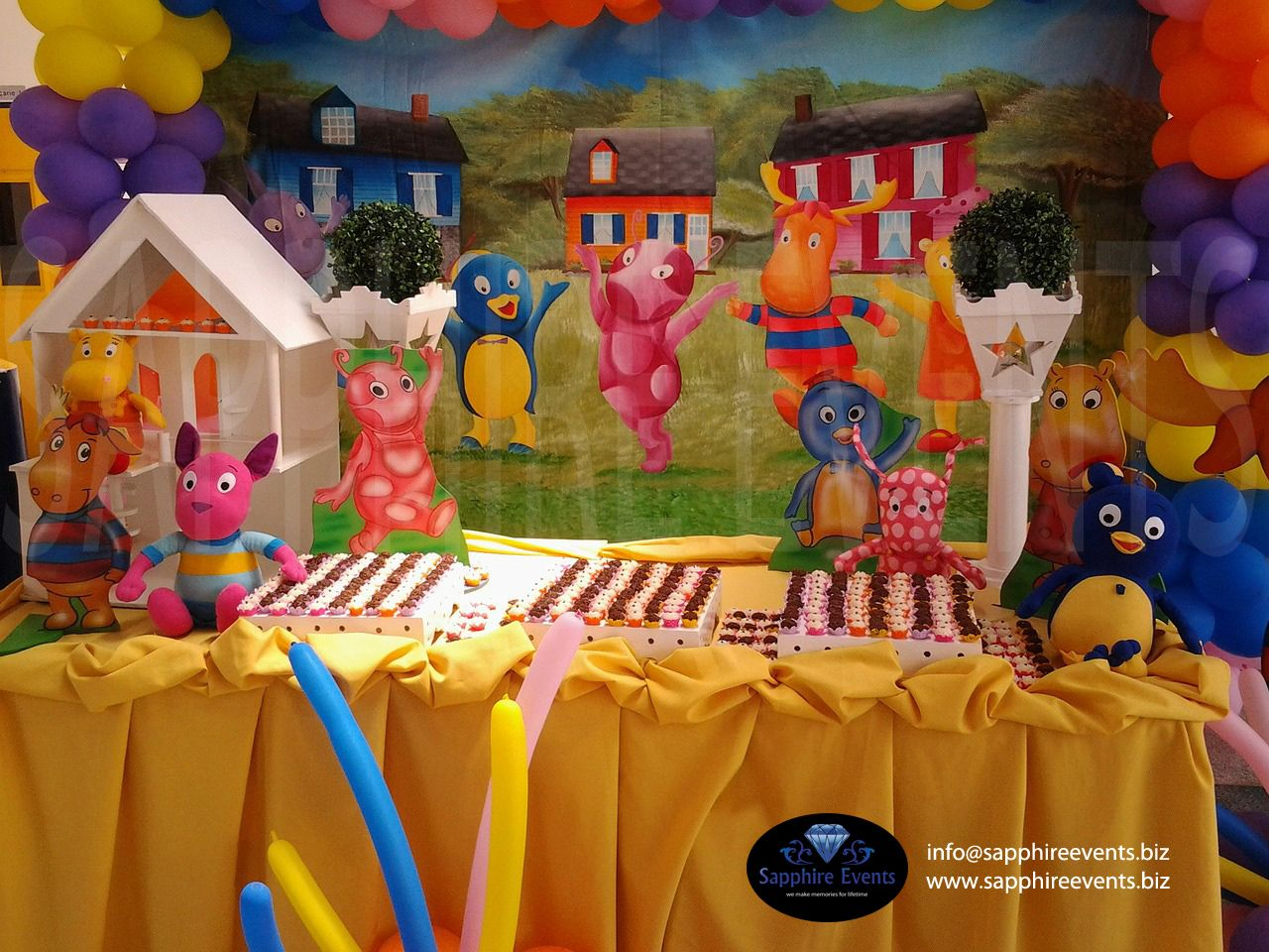 Your Birthday Party Planner in Karachi Pakistan infosapphireevents