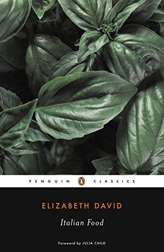 Italian Food (Penguin Classics) by Elizabeth David http://www.amazon.com/dp/0141181559/ref=cm_sw_r_pi_dp_qoGvvb0W14T08