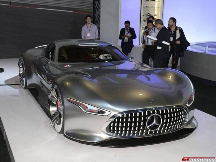 Ordinaire Vehicle · Mercedes Benz AMG Vision GT