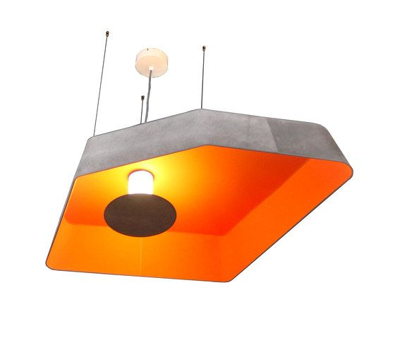 Nenuphar Pendant light large LED by designheure | General lighting