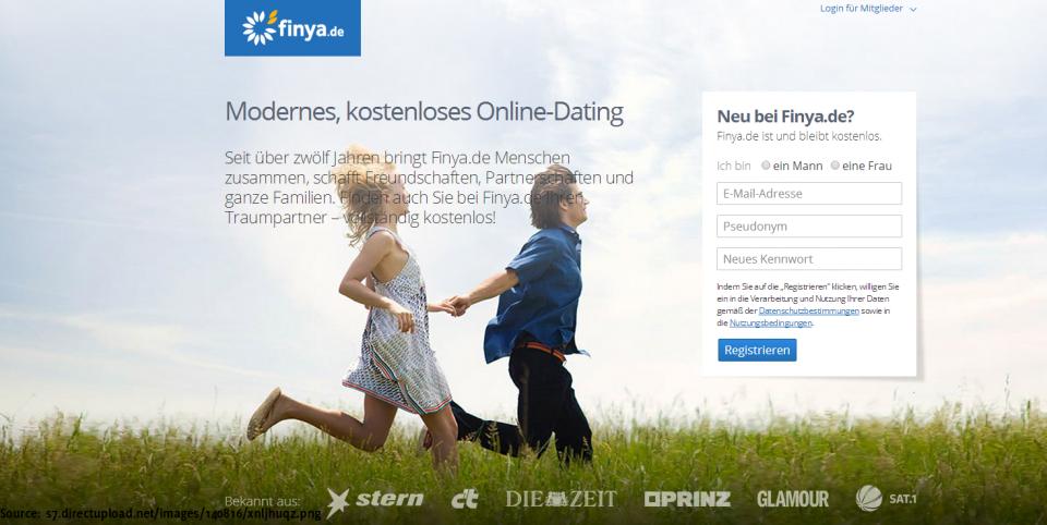 Dating komplett kostenlos