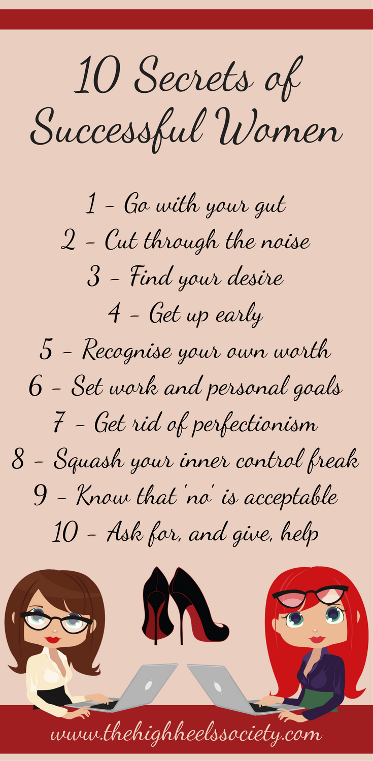 Success Quotes For Women Secrets Of Successful Women  Successful Women Blog And Woman