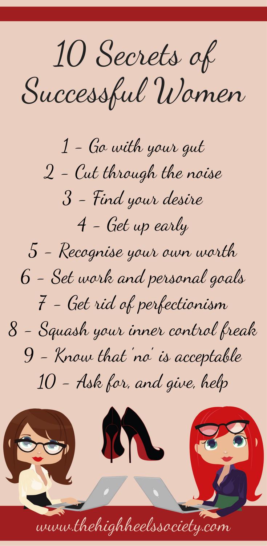 Secrets Of Successful Women Words Pinterest Successful Women