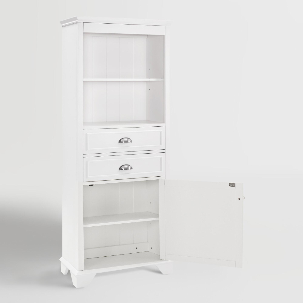 27+ Tall bathroom storage cabinet ideas