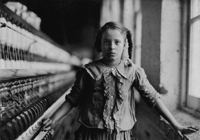 Tracking Down Lewis Hine's Forgotten Child Laborers - LightBox