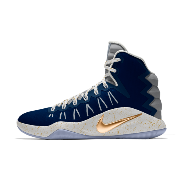 buy online d748e d32b9 Nike Hyperdunk 2016 iD Men s Basketball Shoe   Dope Kicks   Pinterest