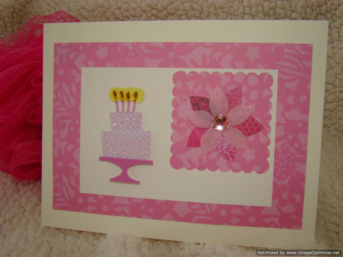 Birthdays Female Pink Passion Birthday Cards Pinterest Passion