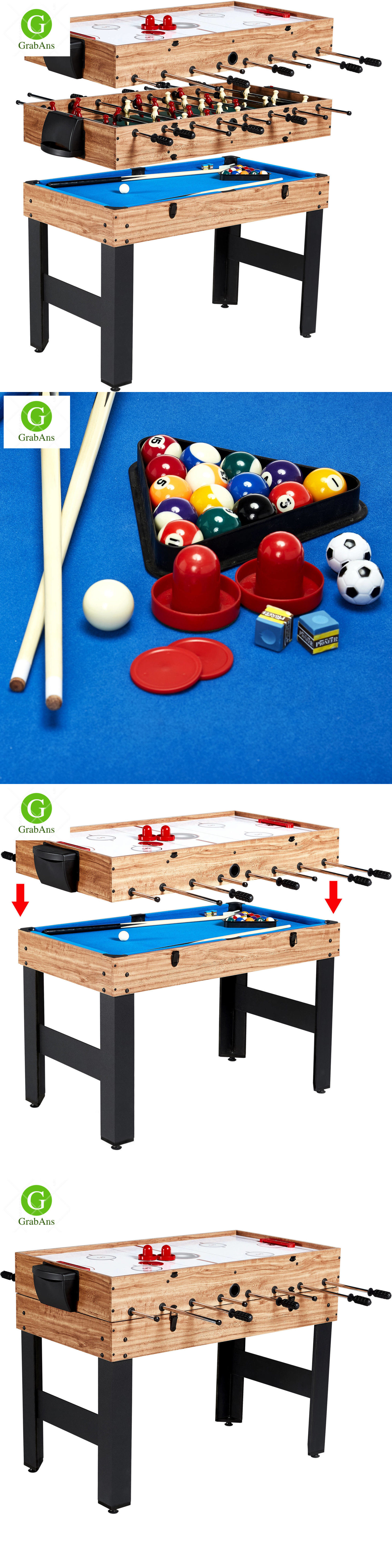 Tables Tabletop Multi Games Sports In Pool Table - Pool table top only